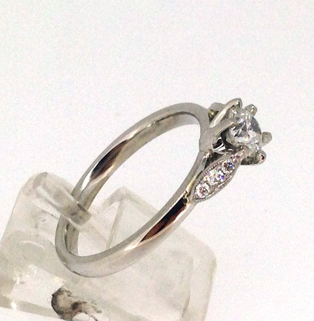 custom engagement rings in chester